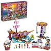 LEGO 41375 Friends Heartlake City Amusement Pier, Park with Pirate Ghost Ship Roller Coaster, Fun Fair Carousel and Olivia Mini Doll