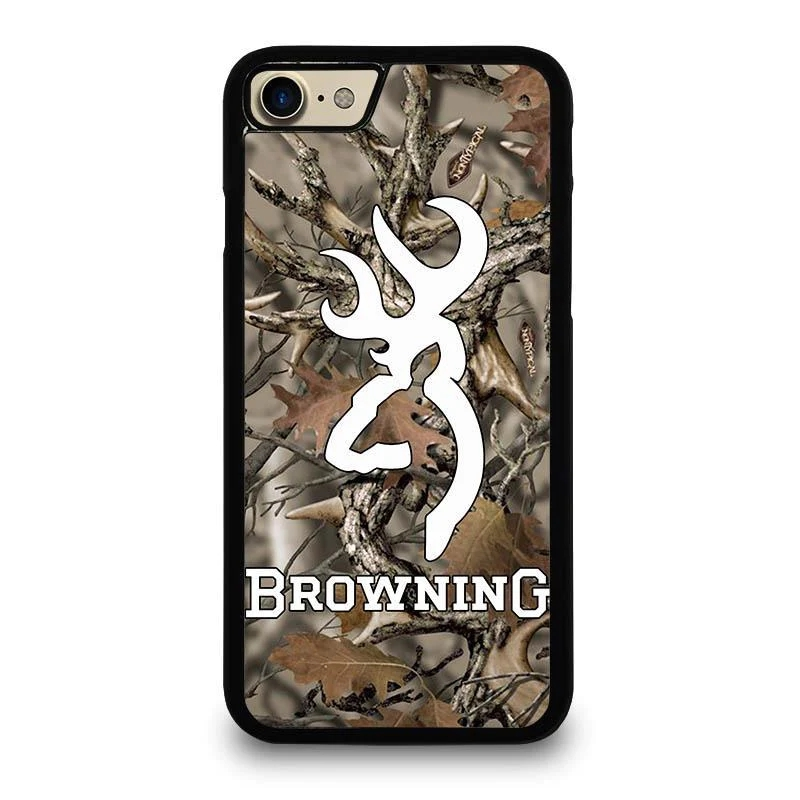 CAMO BROWNING iPhone 7 Case Cover