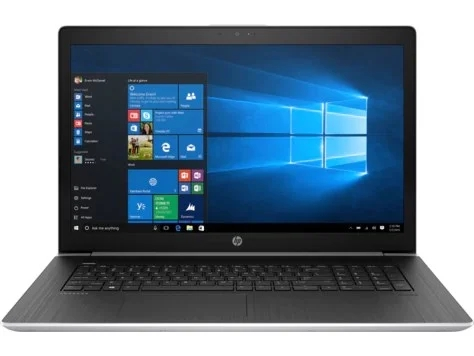 "HP ProBook 470 G5 17.3"" Laptop - Core i5 1.6GHz, 8GB RAM, 256GB SSD"