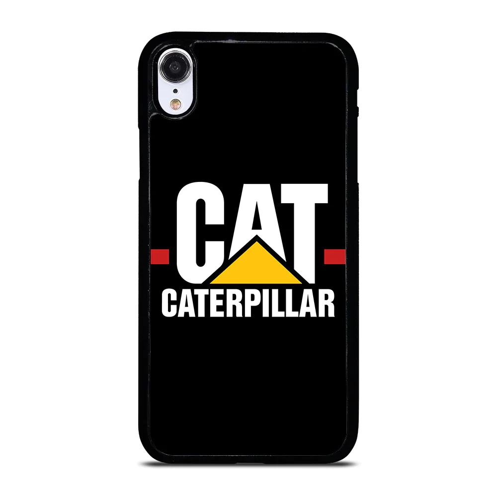 CATERPILLAR TRACTOR iPhone XR Case Cover