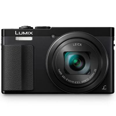 Refurbished Panasonic Lumix DMC-TZ70 Compact Digital Camera - Black