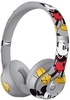 Beats Solo3 Wireless Bluetooth Headphones Mickey's 90th Anniversary Edition - Gray