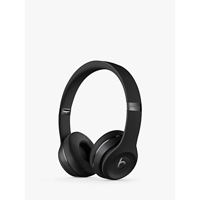 Beats Solo3 Wireless Bluetooth On-Ear Headphones with Mic/Remote