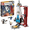 LEGO 75975 Overwatch Watchpoint: Gibraltar Toy with Pharah, Mercy and Reaper Minifigures & Winston Figure