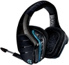 Logitech G933 Gaming Headset Artemis Spectrum 2.4 GHz Wireless 7.1 Surround Sound Pro for PC, Xbox One and PS4