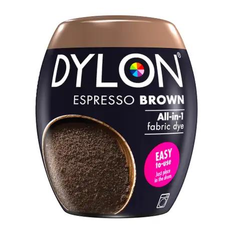 Dylon Espresso Brown Machine Dye Pod Great oriduct Fantastic product great product