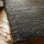 The Rug Seller Ltd Athena Shaggy Rugs In Taupe 120x170cm (5'7