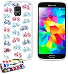 MUZZANO F2383041 Flexible Case for Samsung Galaxy S5 - White