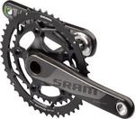 SRAM S900 GXP 172.5mm 46-36 Crankset; Bottom Bracket Not Included by SRAM