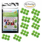 Home and More Store Mosquito Repellent Patches - 60 Insect Repellen...