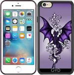 Silicone Case for Iphone 6/6S - Ornament Dragon by Pezi Creation